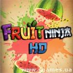Fruit Ninja (Фруктовый ниндзя) мини игры