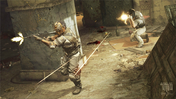 Army of Two: The Devil`s Cartel