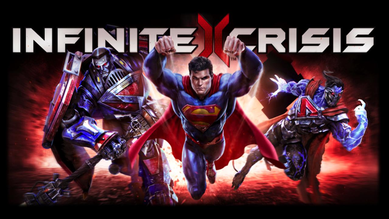 Infinite Crisis выходит на стадию ОБТ