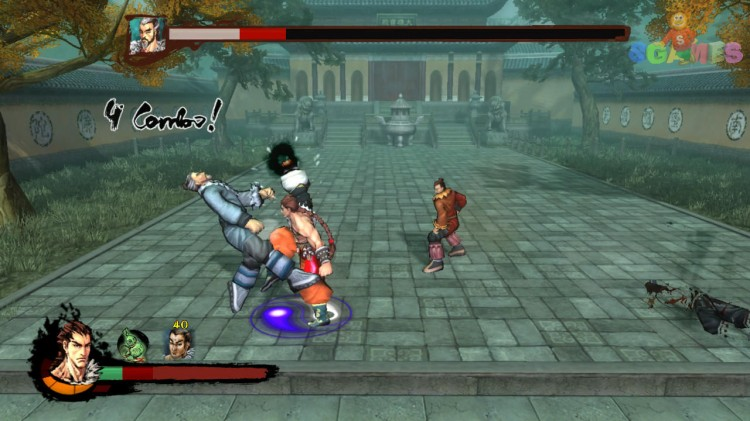 Kung Fu Strike: The Warrior`s Rise
